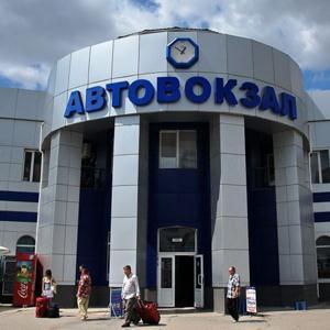 Автовокзалы Плавска