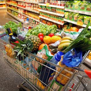 Магазины продуктов Плавска
