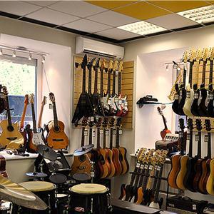 Музыкальные магазины Плавска