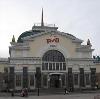 Железнодорожные вокзалы в Плавске