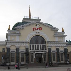 Железнодорожные вокзалы Плавска